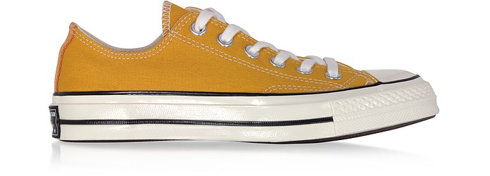 Sunflower Chuck 70 w/ Vintage Canvas Low Top - Converse Limited Edition