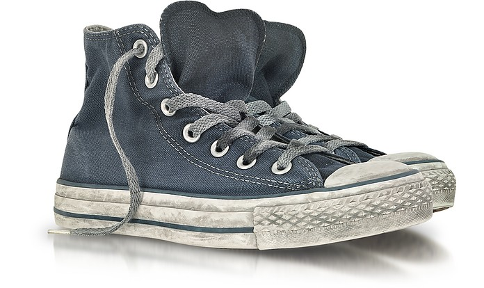 2converse all star ltd blu