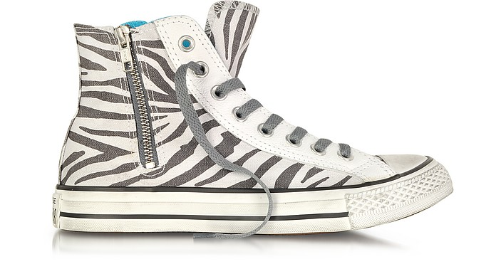 Zapatillas All Star High-top estampado de Zebra - Converse Limited Edition