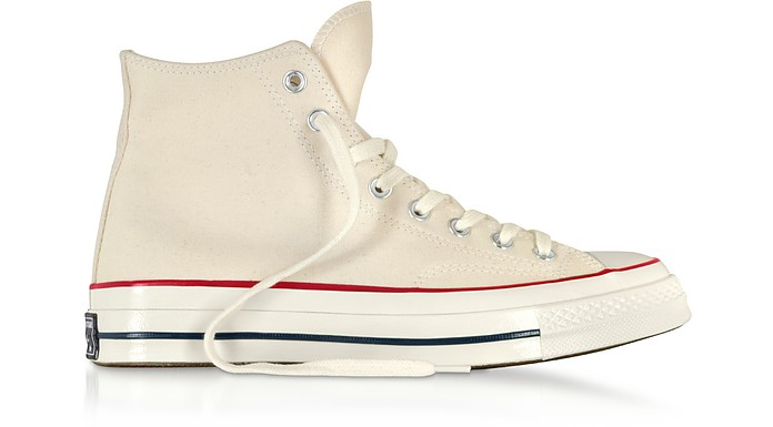 Parchment Chuck 70 Classic High Top Unisex Sneakers - Converse Limited  Edition d34c07143