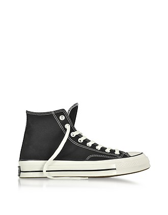 947c2f0bce0 Chuck 70 High Top Black Canvas Sneakers - Converse Limited Edition