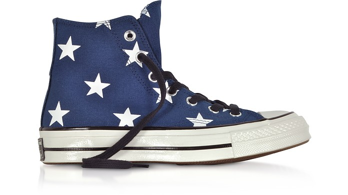 Chuck 70 Navy Blue Unisex Sneakers - Converse Limited Edition