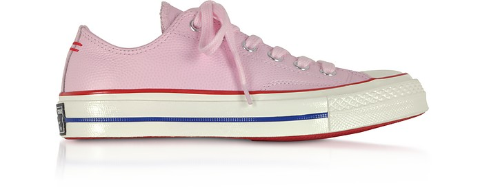 Low Top Chuck 70 Sneakers in Canvas Rosa da Donna - Converse Limited Edition