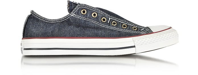 Chuck Taylor All Star Ox Denim Slip On Sneaker - Converse Limited Edition