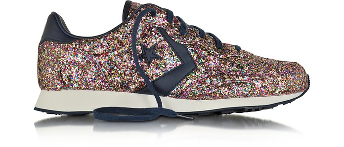 2f970957b42a46 Converse Limited Edition Auckland Racer Ox Glitter Sneaker 7 WOMENS ...