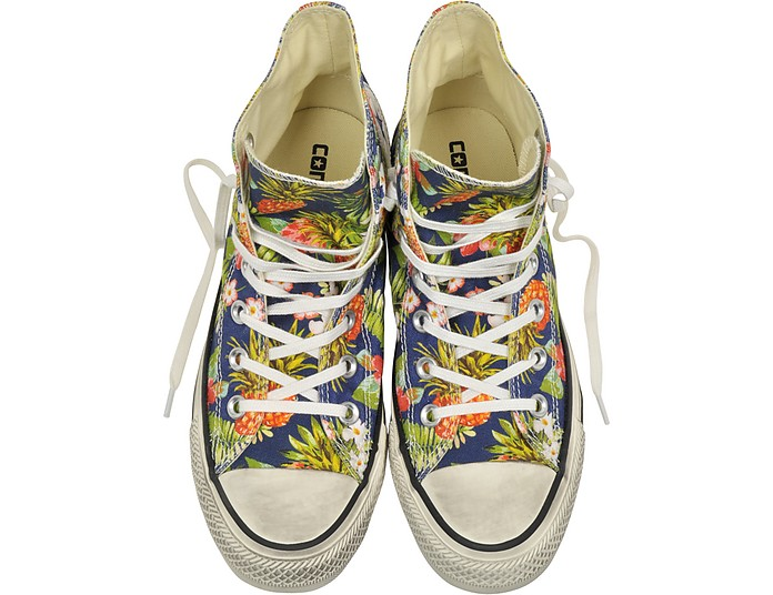 d45d9c957d7cc7 All Star Hi Canvas Graphics Inked Pineapple Print Sneaker - Converse  Limited Edition.  84.00  140.00 Actual transaction amount