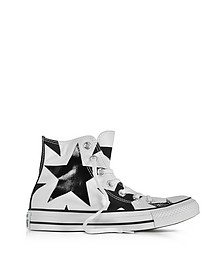 Chuck Taylor All Star High Sneaker Big Stars in schwarz - Converse Limited Edition
