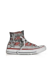 Chuck Taylor All Star Jewels Stars and Bars Sneaker aus Canvas - Converse Limited Edition