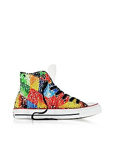 Chuck Taylor All Star High Reversible Sequins and Canvas Women's Sneakers - Converse Limited Edition  匡威