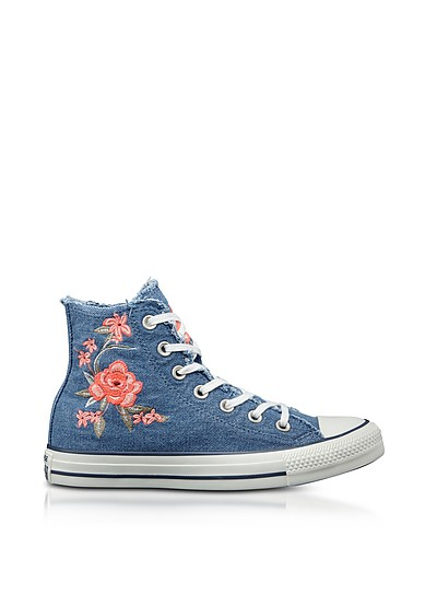 Sneakers para Mujer Chuck Taylor All Star Altos Denim  - Converse Limited Edition