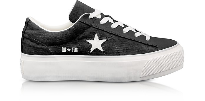 Converse ONE STAR nero