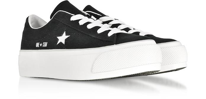 Converse ONE STAR nero