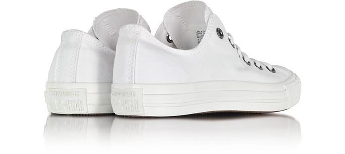 7931e0768a3 White Monochrome Chuck Taylor All Star Lo Canvas Sneaker - Converse Limited  Edition.  60.00  100.00 Actual transaction amount