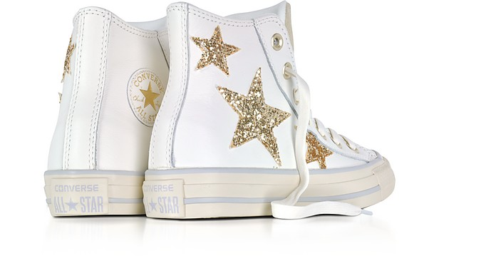 2converse stelle oro