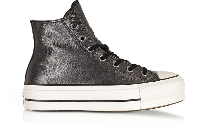 Chuck Taylor All Star High Black/Gunmetal Sneakers - Converse Limited Edition