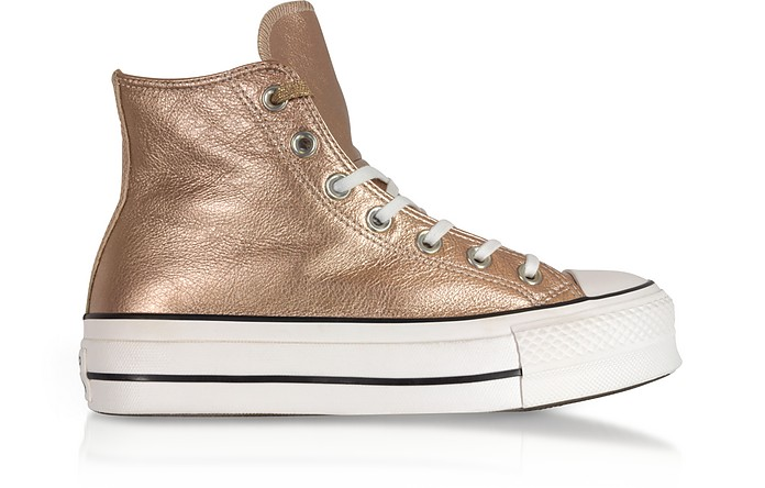 Chuck Taylor All Star High Metallic Sneakers - Converse Limited Edition