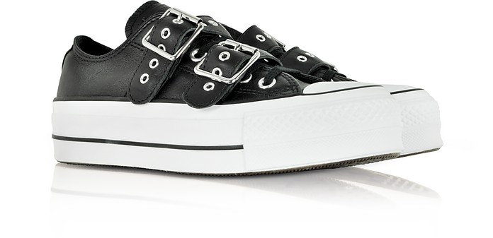 8bcb9623e31 ... Lift Buckle Black Platform Sneakers - Converse Limited Edition.  AU 147.00 AU 245.00 Actual transaction amount