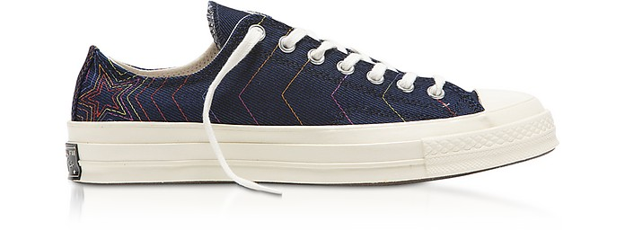 Obsidian Chuck 70 Rainbow Low Top - Converse Limited Edition