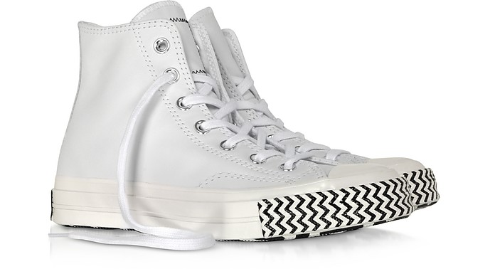 Converse Limited Edition White Chuck 70 Mission V High Top 5