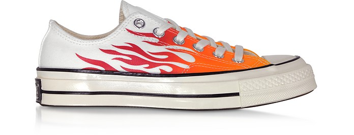 Chuck 70 w/ Archive Prints Remix Low Top - Converse Limited Edition