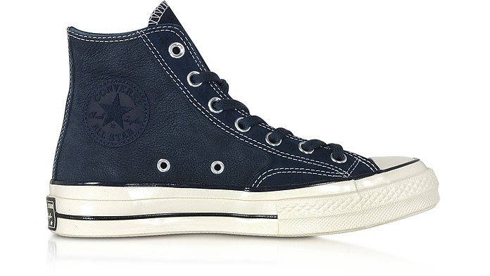 Obsidian Chuck 70 Leather High Top - Converse Limited Edition