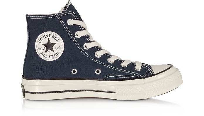 Chuck 70 Sneakers Obsidian Blu in Canvas - Converse Limited Edition