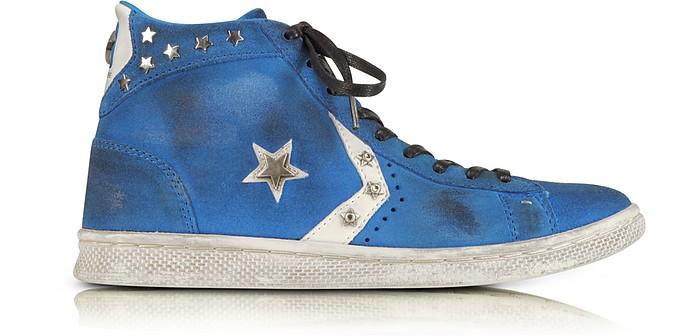 converse limited edition blu
