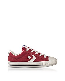 Sneakers para Hombre Star Player Ox de Lona Roja - Converse Limited Edition