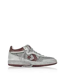 Fast Break 83 Mid LTD Sneaker aus Leder in burgund - Converse Limited Edition