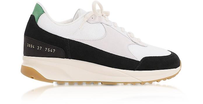 New Track Black Women's Sneakers