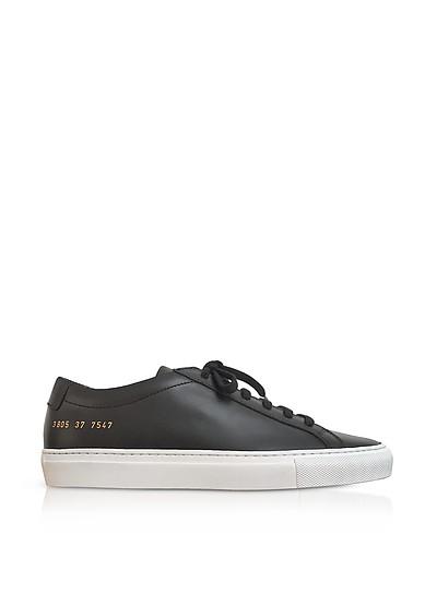 02a093123 Black Original Achilles Low Women s Sneakers - Common Projects