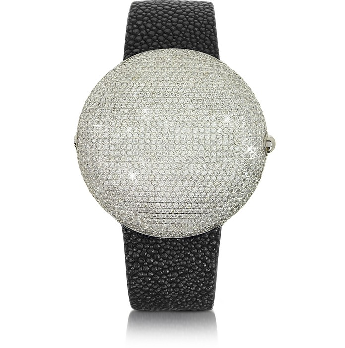 Clou White Diamond Dinner Watch - Christian Koban