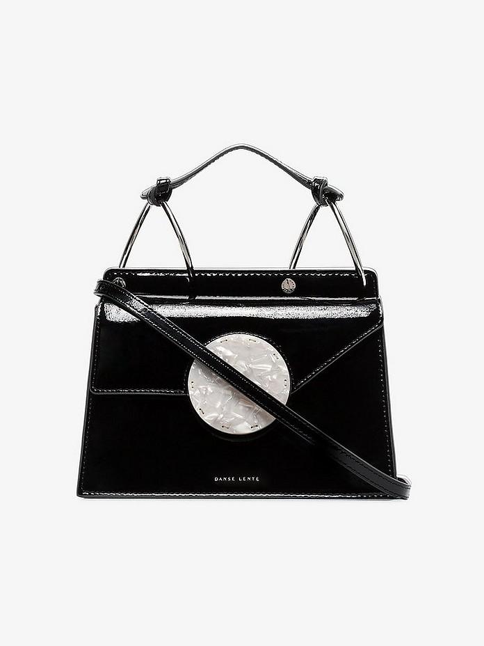 Danse Lente Crossbody Black Phoebe Bis Leather Cross Body Bag