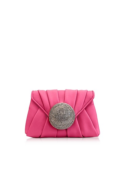 Claire Small Nappa Clutch - Gedebe