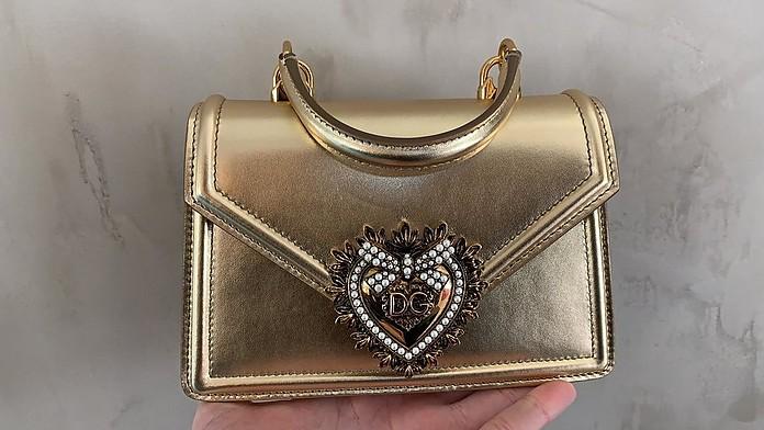 Golden bag - Dolce & Gabbana