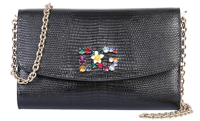 Mini Bag With Logo - Dolce & Gabbana