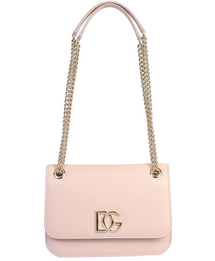 Small Millenials Bag With Logo - Dolce & Gabbana
