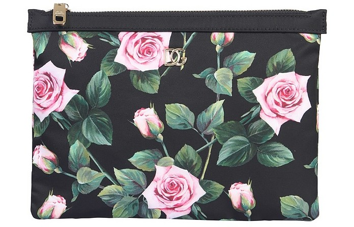 Flat Makeup Bag - Dolce & Gabbana