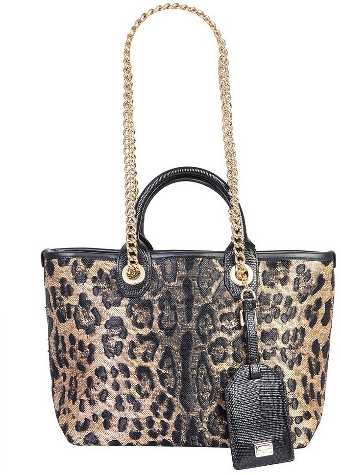 Capri Shopper Bag - Dolce & Gabbana