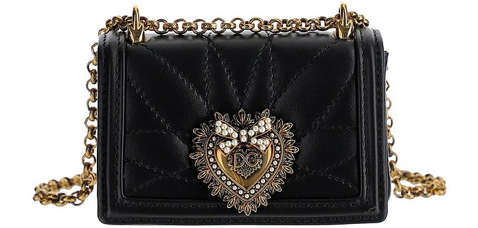 Black And Grey bag - Dolce & Gabbana