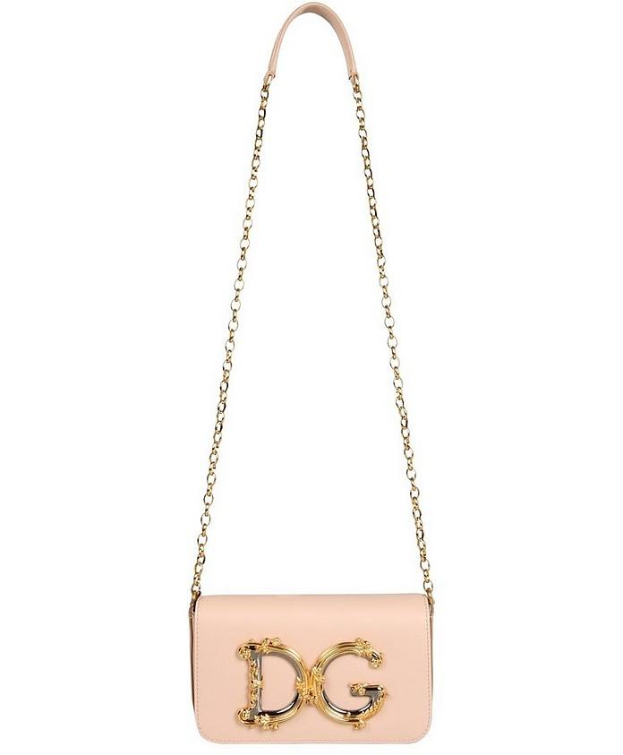 Dg Girls Clutch - Dolce & Gabbana / ドルチェ&ガッバーナ