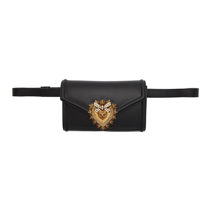Black Devotion Belt Bag - Dolce & Gabbana