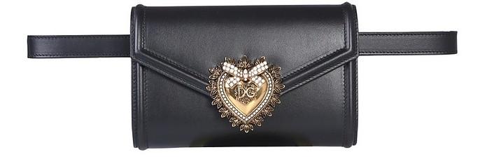 Devotion Pouch w/75 cm Belt Strap - Dolce & Gabbana
