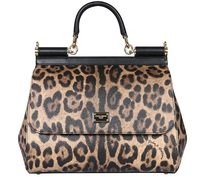 Medium Sicily Bag - Dolce & Gabbana