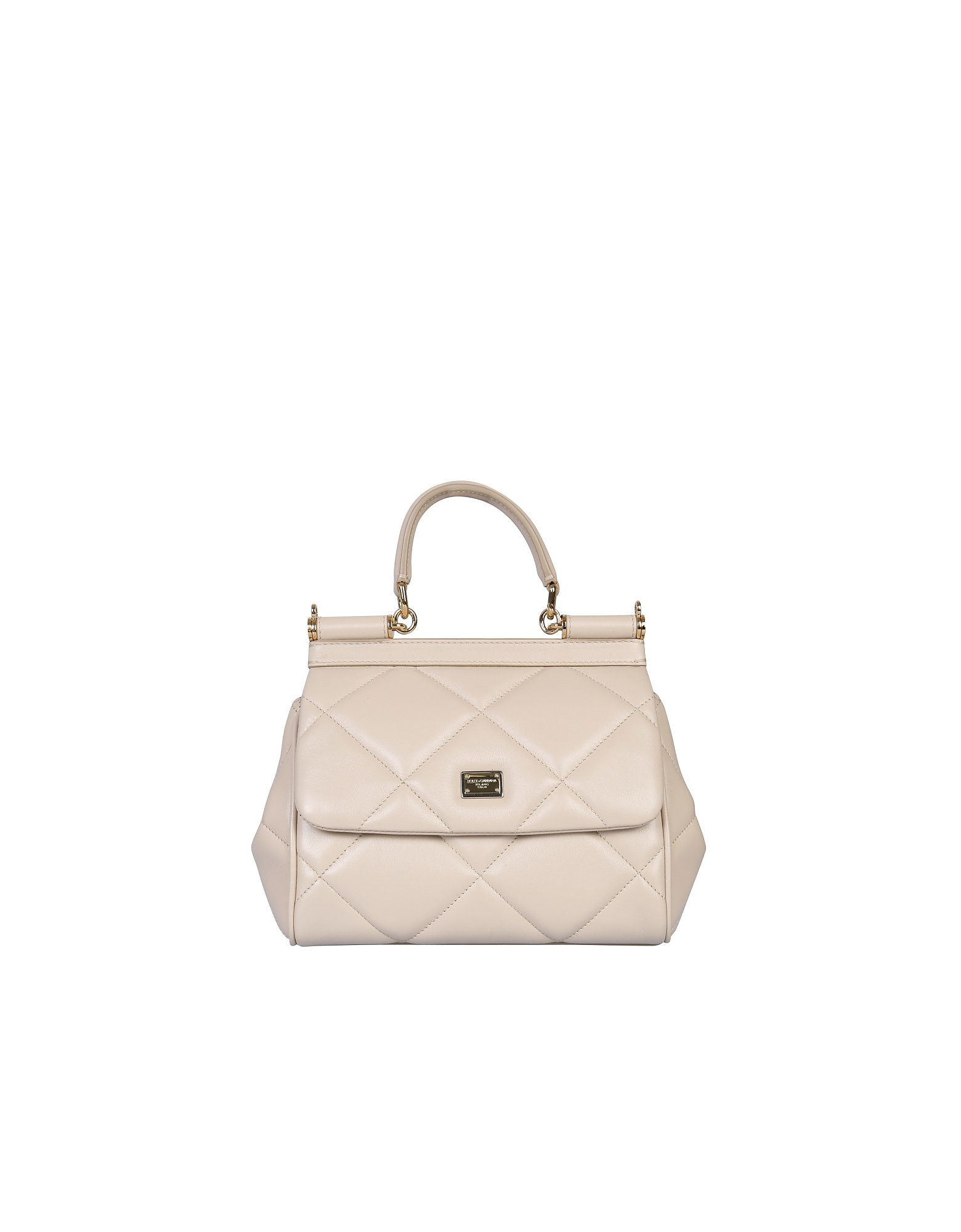 Dolce & Gabbana Leathers SMALL SICILY BAG