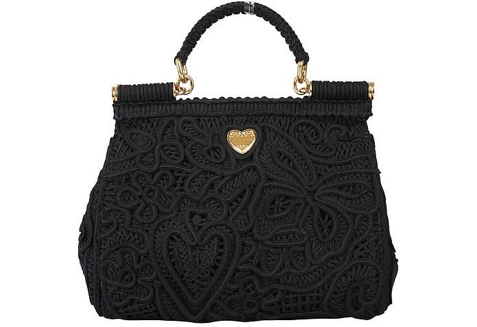 Medium Sicily Bag - Dolce & Gabbana