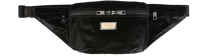 Belt Bag With Logo - Dolce & Gabbana