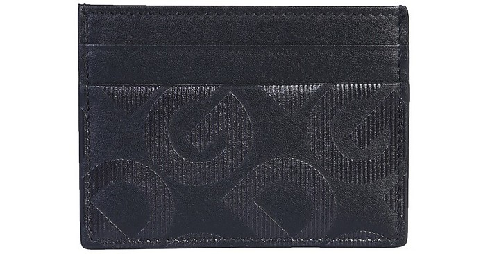 Leather Card Holder - Dolce & Gabbana