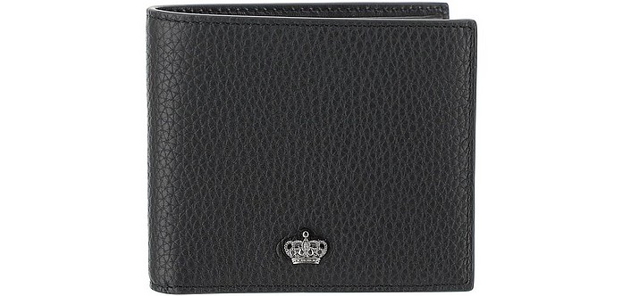 Bi-Fold Crown Wallet - Dolce & Gabbana