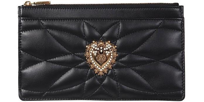 Large Devotion Card Holder - Dolce & Gabbana